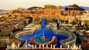 מלונות מומלצים באתונה למשפחות עם ילדים