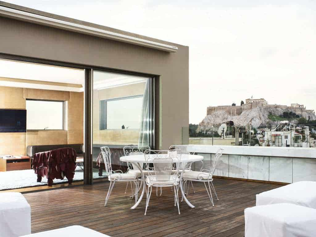 מלונות מומלצים באתונה למשפחות עם ילדים - New Hotel