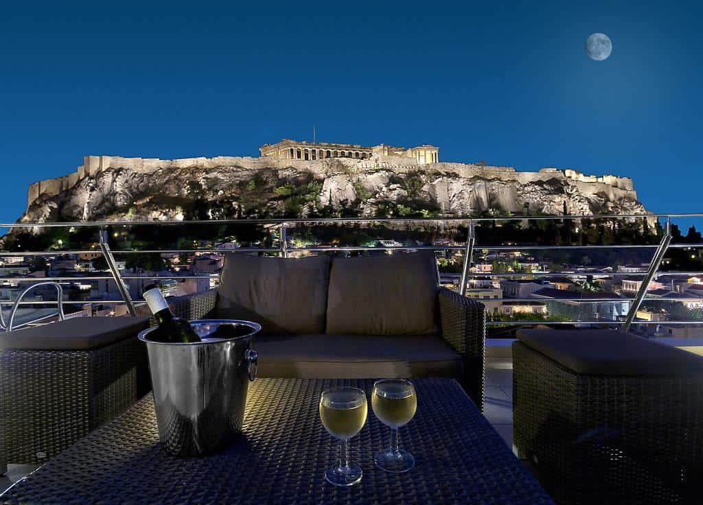 מלונות מומלצים באתונה למשפחות עם ילדים - Plaka Hotel