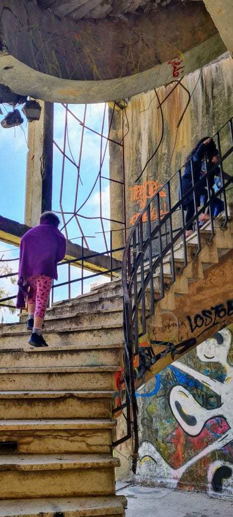 אטרקציות ברמת הגולן למשפחות עם ילדים - מפקדת המודיעין הסורי