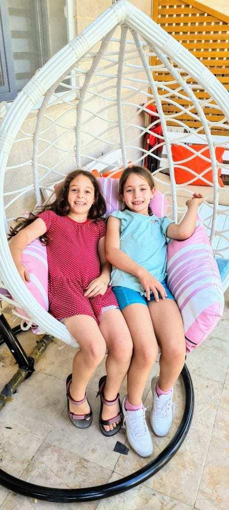 דירה באילת למשפחות עם ילדים - המרפסת