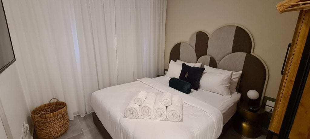 דירה בירושלים למשפחות עם ילדים - חדר השינה