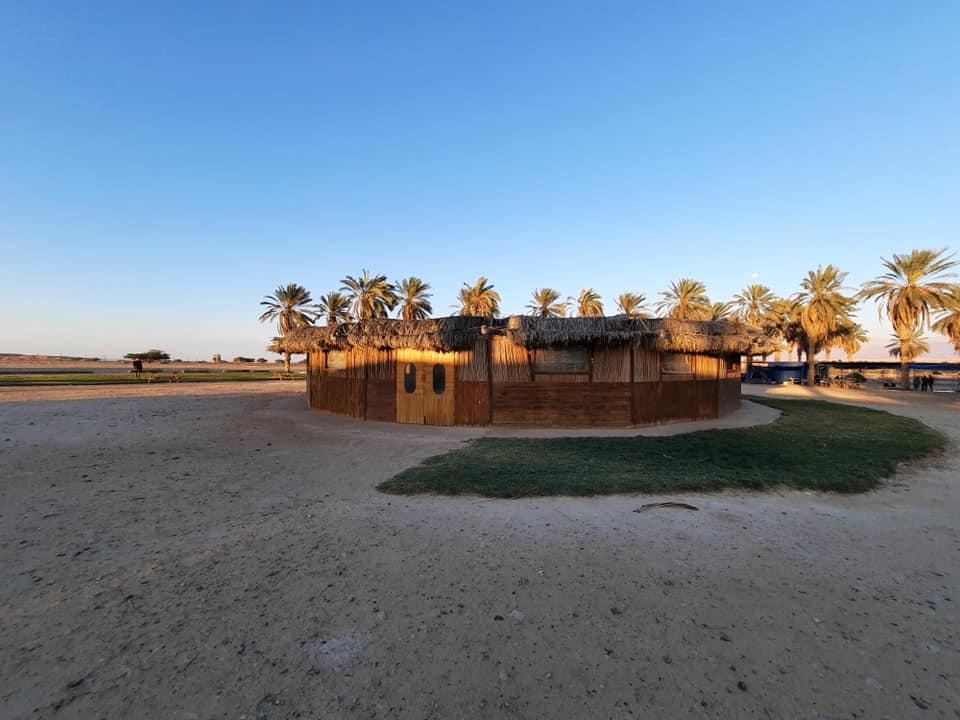 חוות האנטילופות - לינה בערבה למשפחות עם ילדים - הסוכה