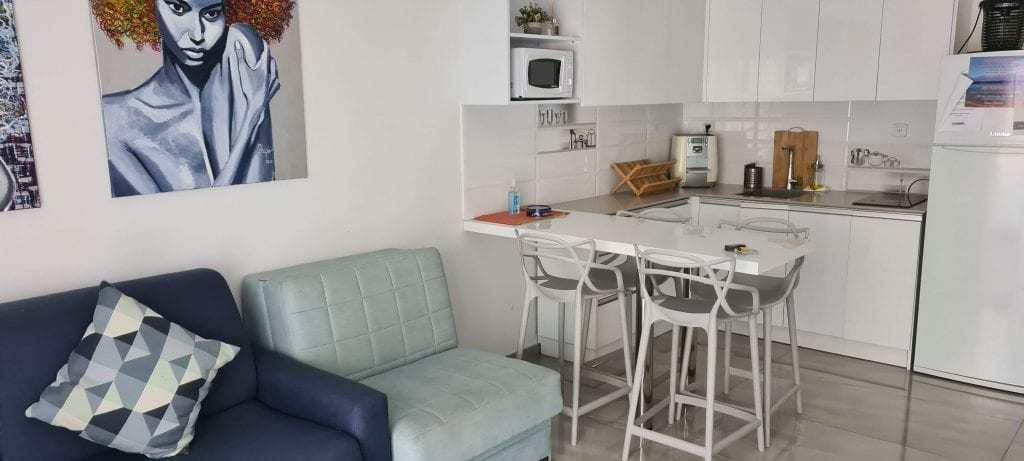 דירה באילת למשפחות עם ילדים - המטבח