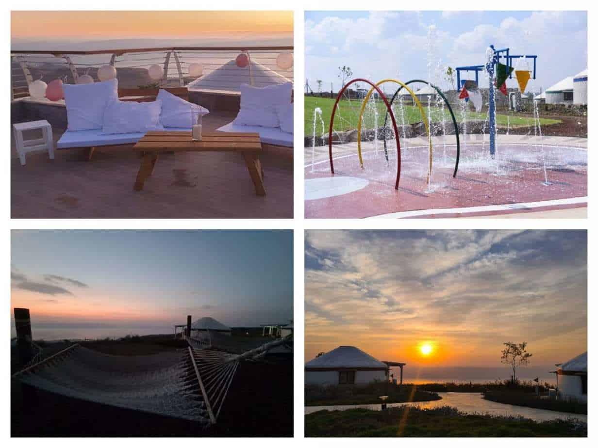 איי גאלי - ׂתמונות המתחם מתוך האתר הרשמי