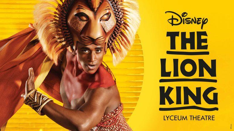 כרטיסים למלך האריות בלונדון