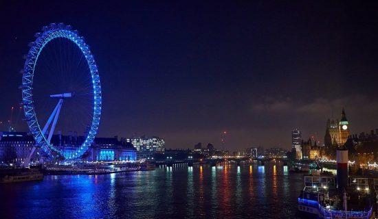 המדריך ללונדון למשפחות עם ילדים - london eye